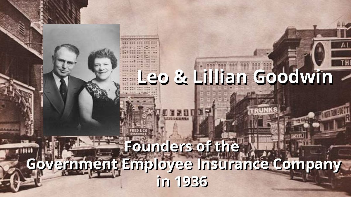 The Story of Leo and Lillian Goodwin